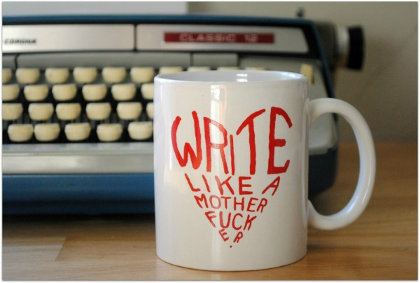 Photo from Rachel Wilkerson. Mug from Dear Sugar.