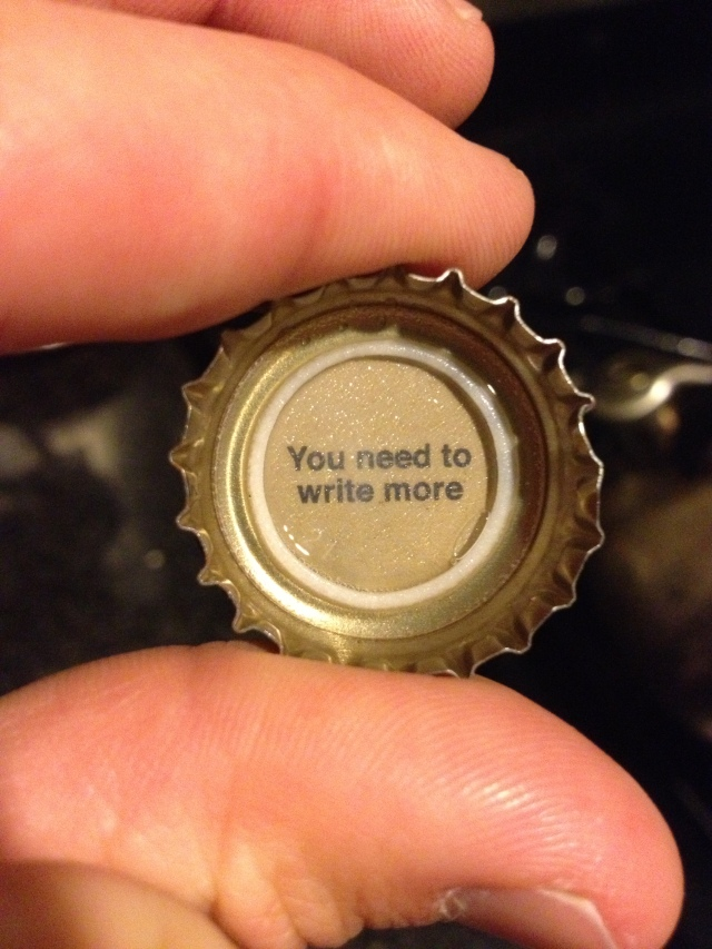 Magic Hat #9 bottle caps, STAY OUT OF MY HEAD.
